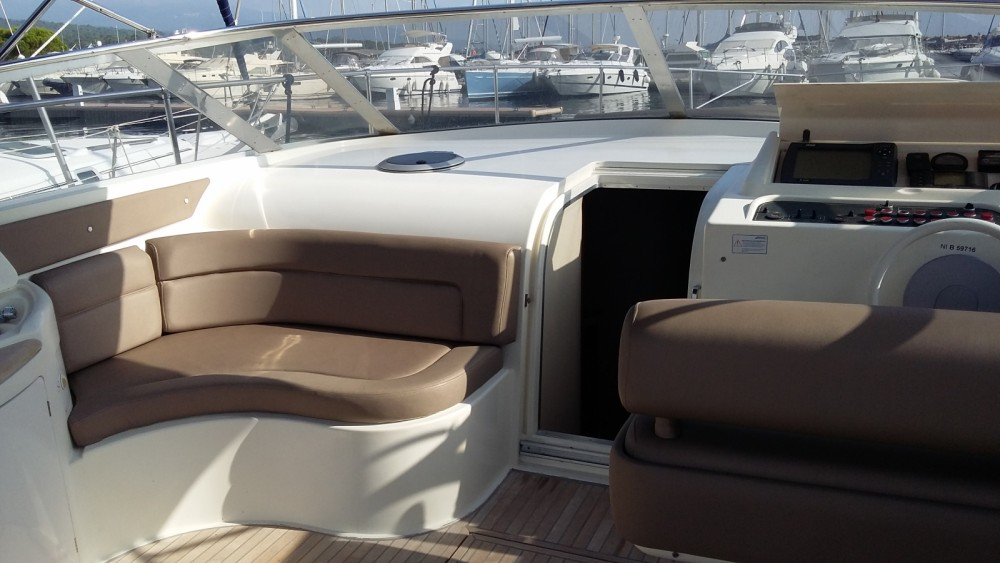 Boat rental Fiart Fiart 40 in Porto-Vecchio on Samboat