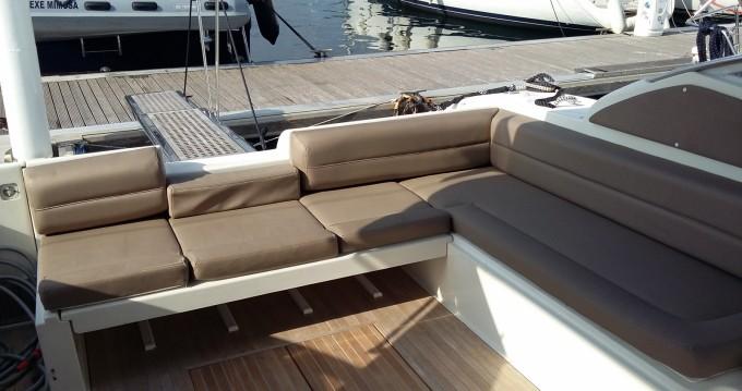 Boat rental Fiart Fiart 40 in Porto-Vecchio on Samboat