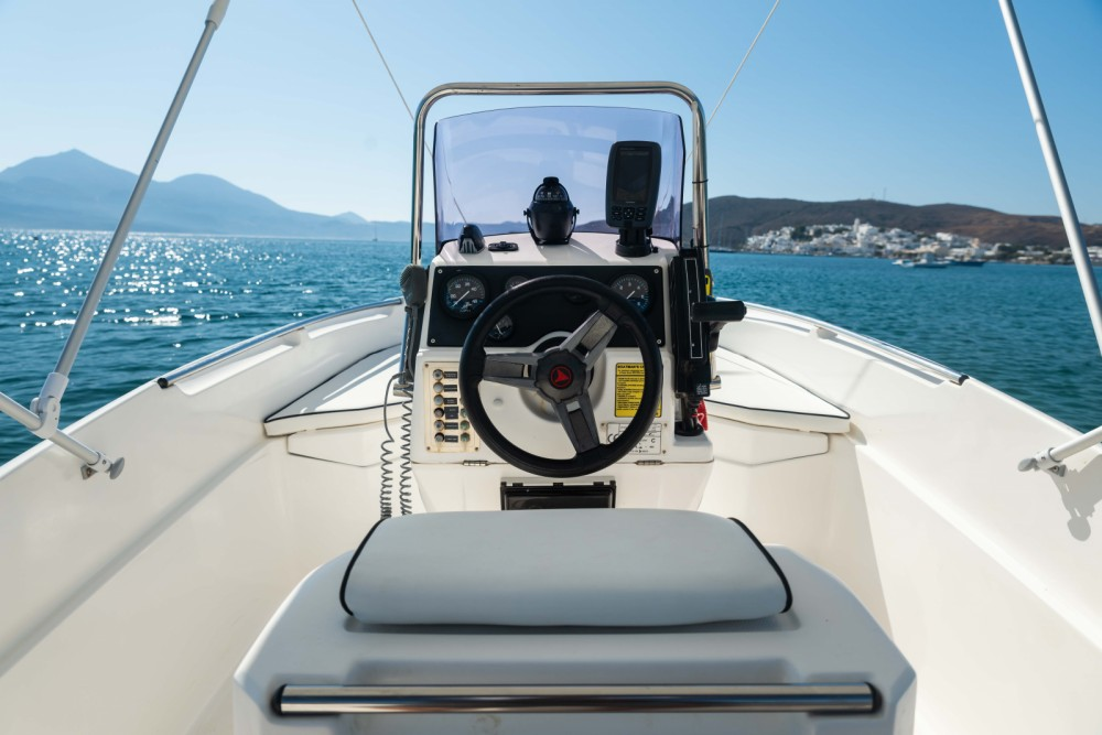 compass 150 CC between personal and professional Aegean