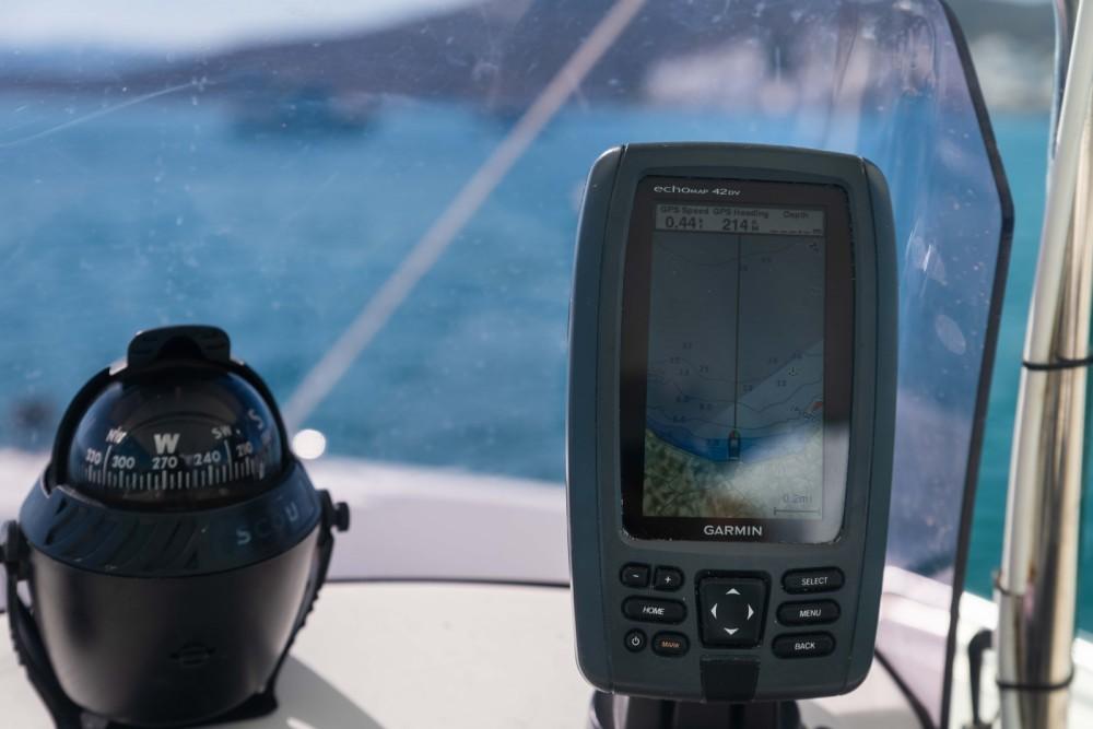 Rental Motorboat in Aegean - compass 150 CC