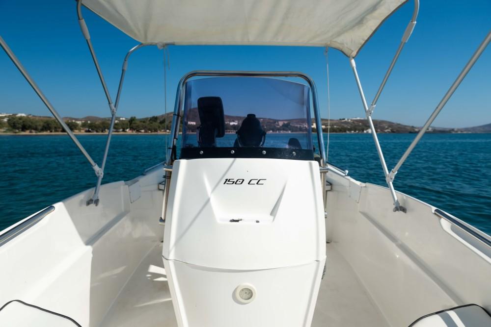 Rental yacht Aegean - compass 150 CC on SamBoat