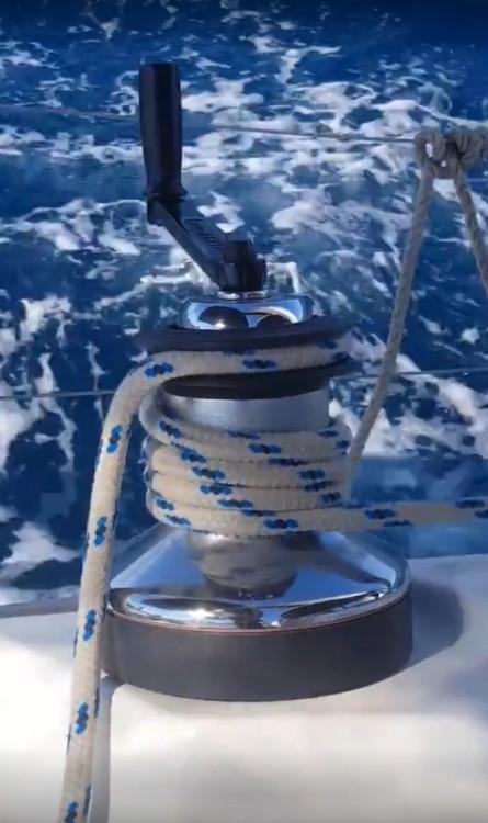 Rental Sailboat in Dénia - Jeanneau Sun Odyséey 45.2