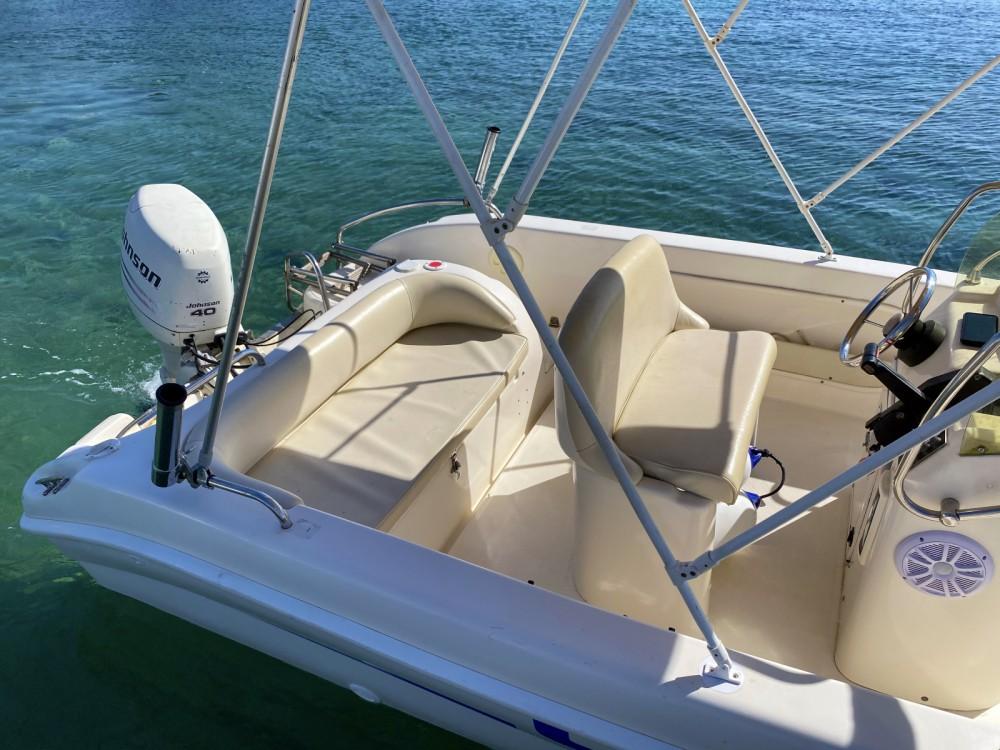 Boat rental T.A.MARE Jaguar 520 in Avola on Samboat