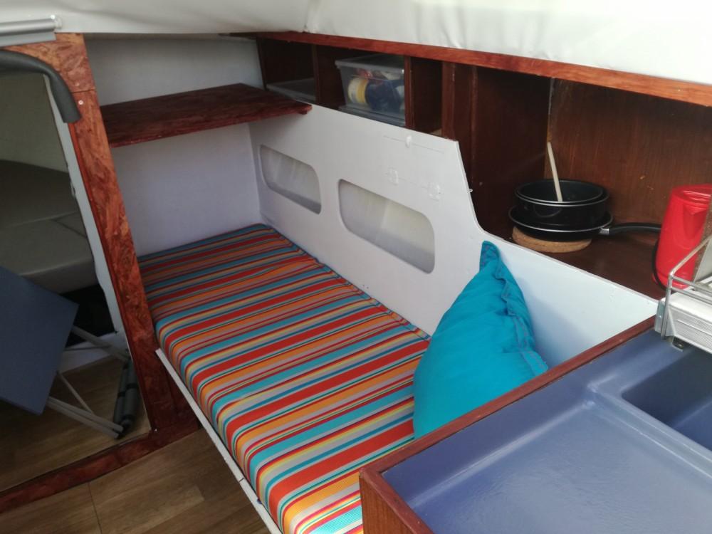 Boat rental Sète cheap Sangria