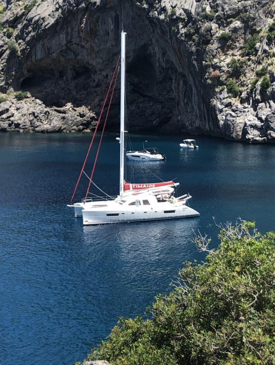 Boat rental Catana Catana 50 in Hyères on Samboat