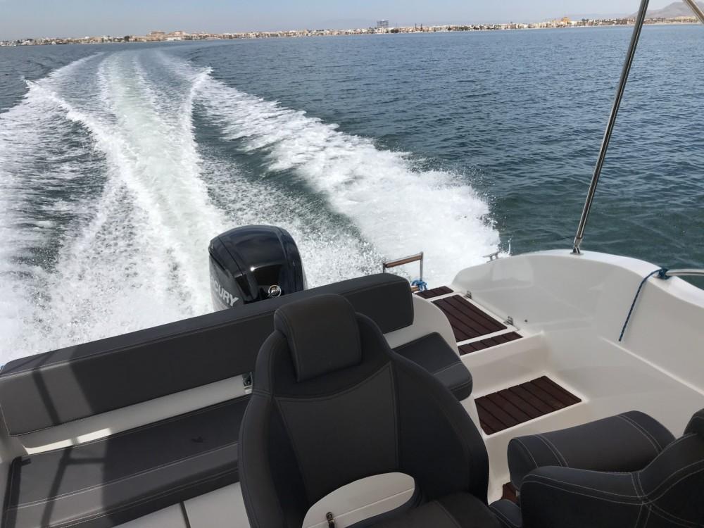 Rental yacht Los Alcázares - Oki Boats Barracuda 545 on SamBoat