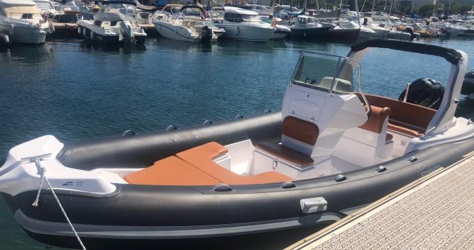 Boat rental Italboats STHINGER 22 in Bormes-les-Mimosas on Samboat