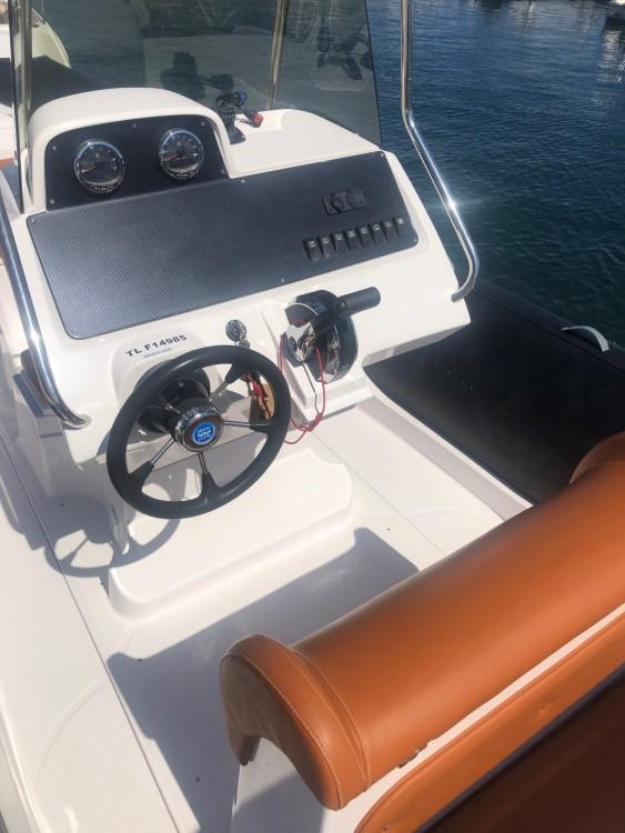 Rental yacht Bormes-les-Mimosas - Italboats STHINGER 22 on SamBoat