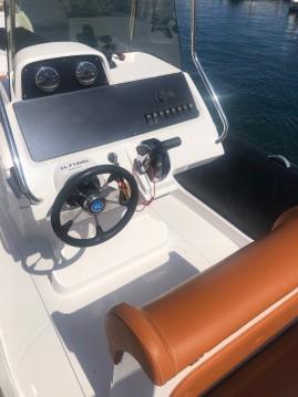 Rent a Italboats STHINGER 22 Bormes-les-Mimosas