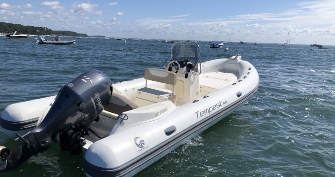RIB for rent Grand Piquey at the best price