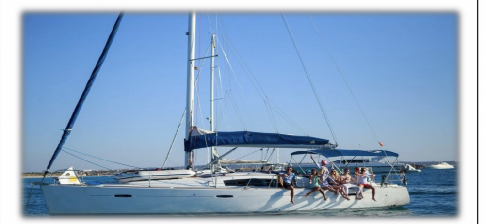 Sailboat for rent Ibiza at the best price