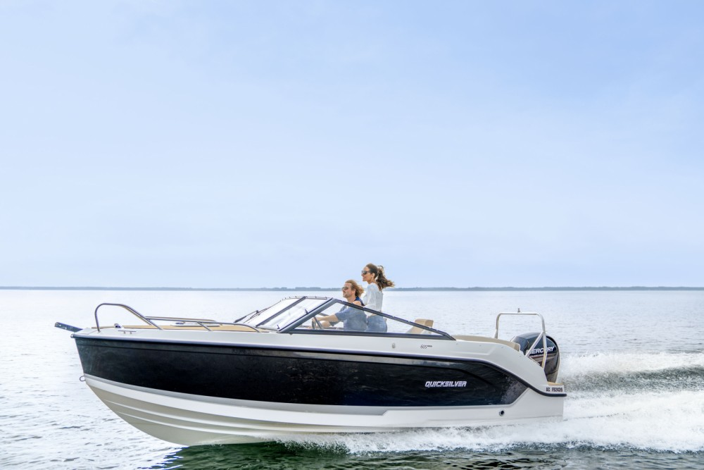 Quicksilver 605 ACTIVE CRUISER between personal and professional Castell-Platja d'Aro