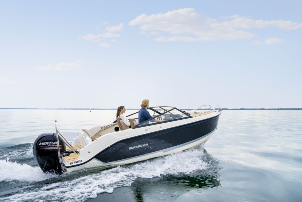 Hire Motorboat with or without skipper Quicksilver Castell-Platja d'Aro