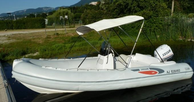 Boat rental Selva Selva D570 in Brison-Saint-Innocent on Samboat