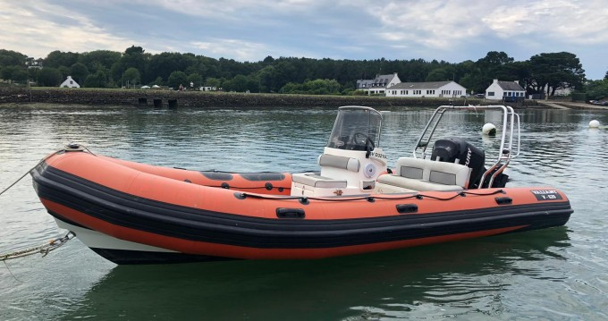 Hire RIB with or without skipper Valiant La Trinité-sur-Mer