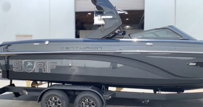 Hire Motorboat with or without skipper Centurion City of San Diego