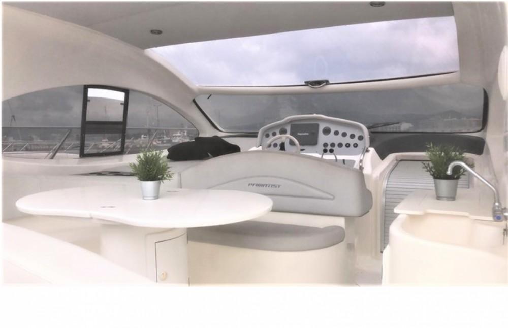 Rental Motorboat in Ibiza - Primatist G41