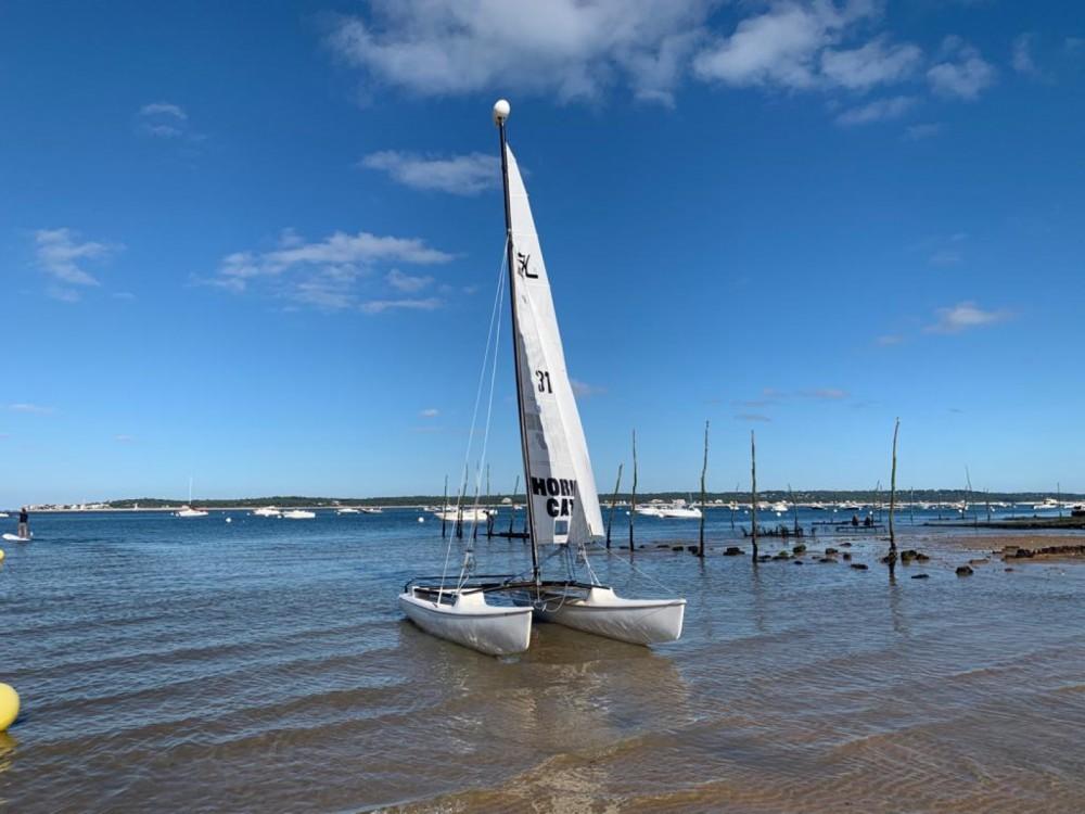 Hire Catamaran with or without skipper Hobie-Cat Lège-Cap-Ferret