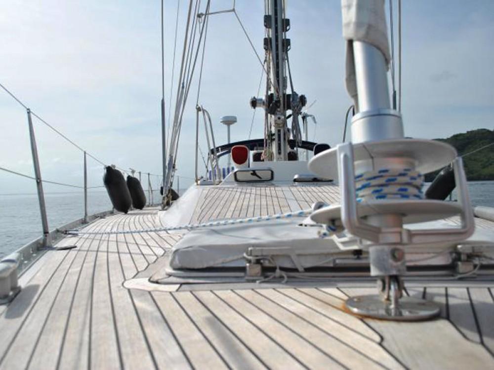 Rental yacht Tropea - Jeanneau Sun Odyssey 51 on SamBoat