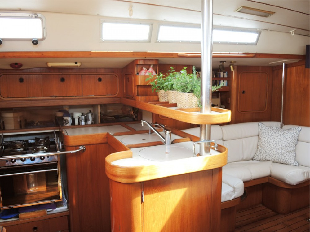 Rental yacht  - Bénéteau First 51 on SamBoat