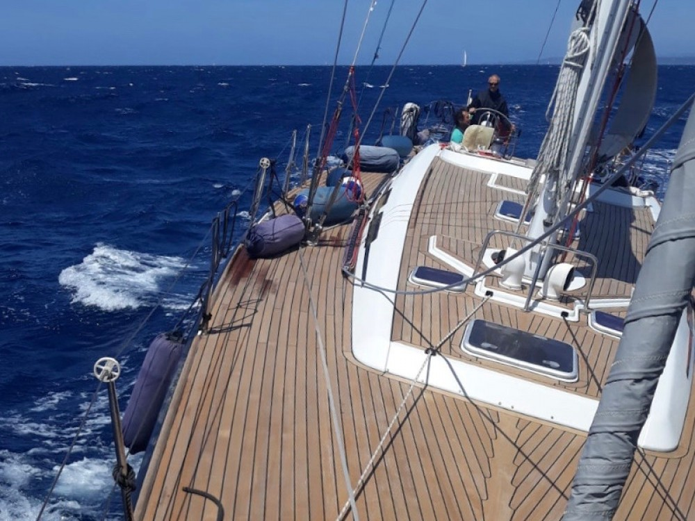 Hire Sailboat with or without skipper Grand Soleil Palau