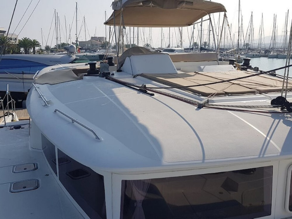 Catamaran for rent Salvo Marina at the best price