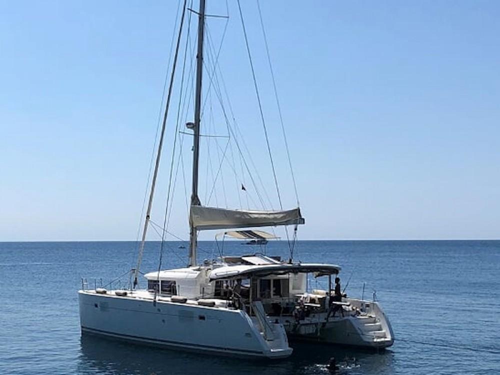 Rental yacht Salvo Marina - Lagoon Lagoon 450  Flybridge on SamBoat