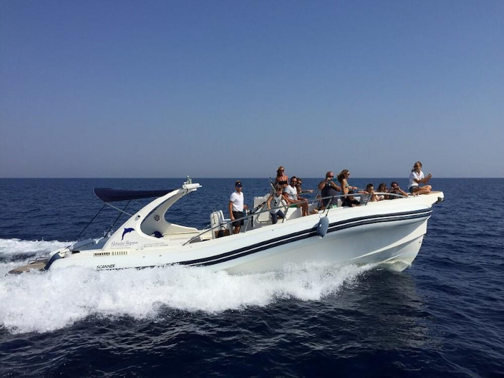 Rent a  Scanner One 999 Salvo Marina