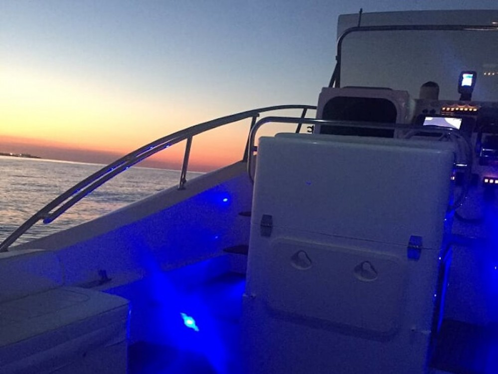 Boat rental Salvo Marina cheap Scanner One 999