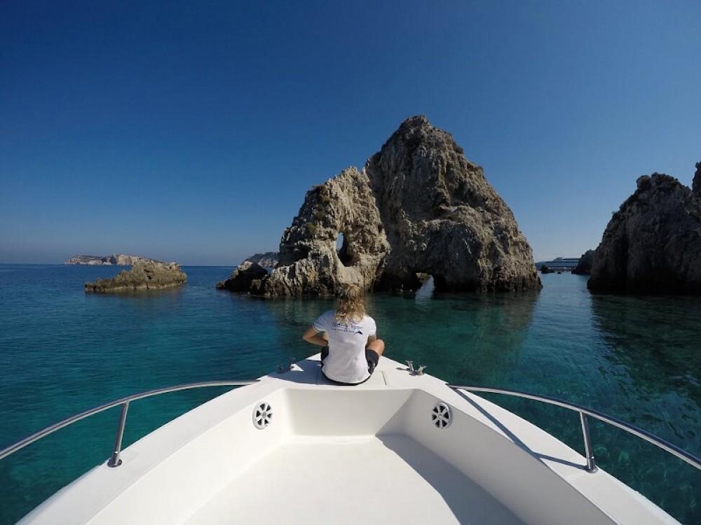 Boat rental  Scanner One 999 in Salvo Marina on Samboat