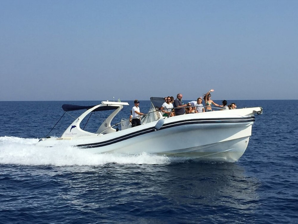 Rental Motorboat in Salvo Marina -  Scanner One 999