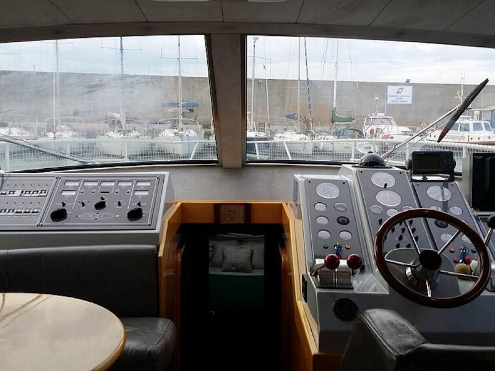 Rental Motorboat in Salvo Marina - Raffaelli Raffaelli Storm 47S