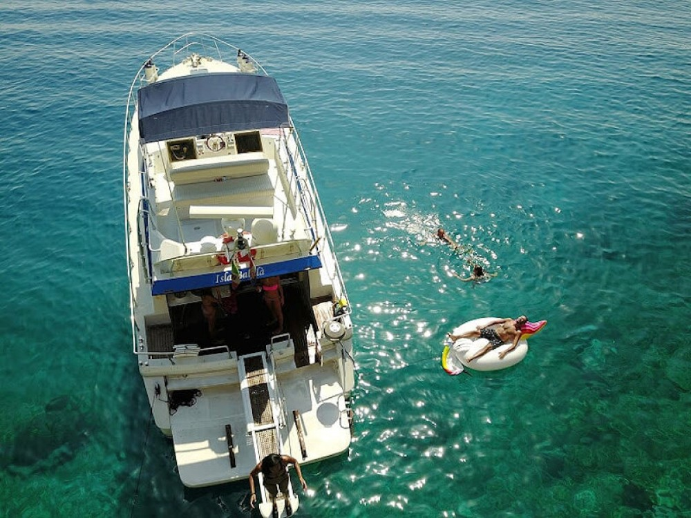 Hire Motorboat with or without skipper Raffaelli Salvo Marina