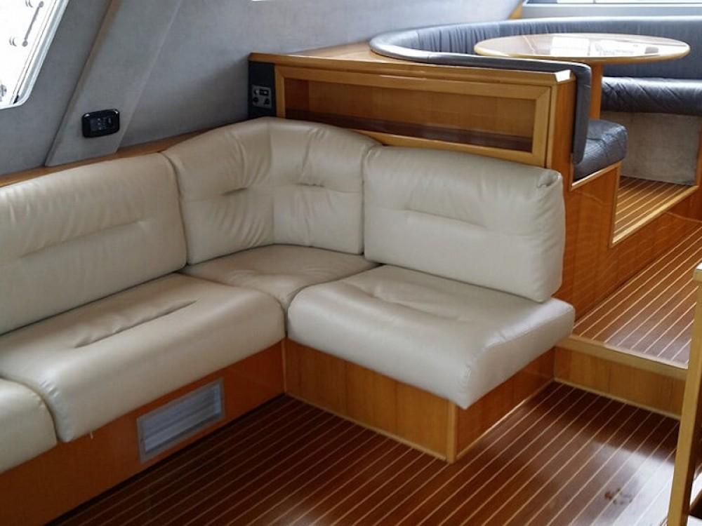 Rental yacht Salvo Marina - Raffaelli Raffaelli Storm 47S on SamBoat