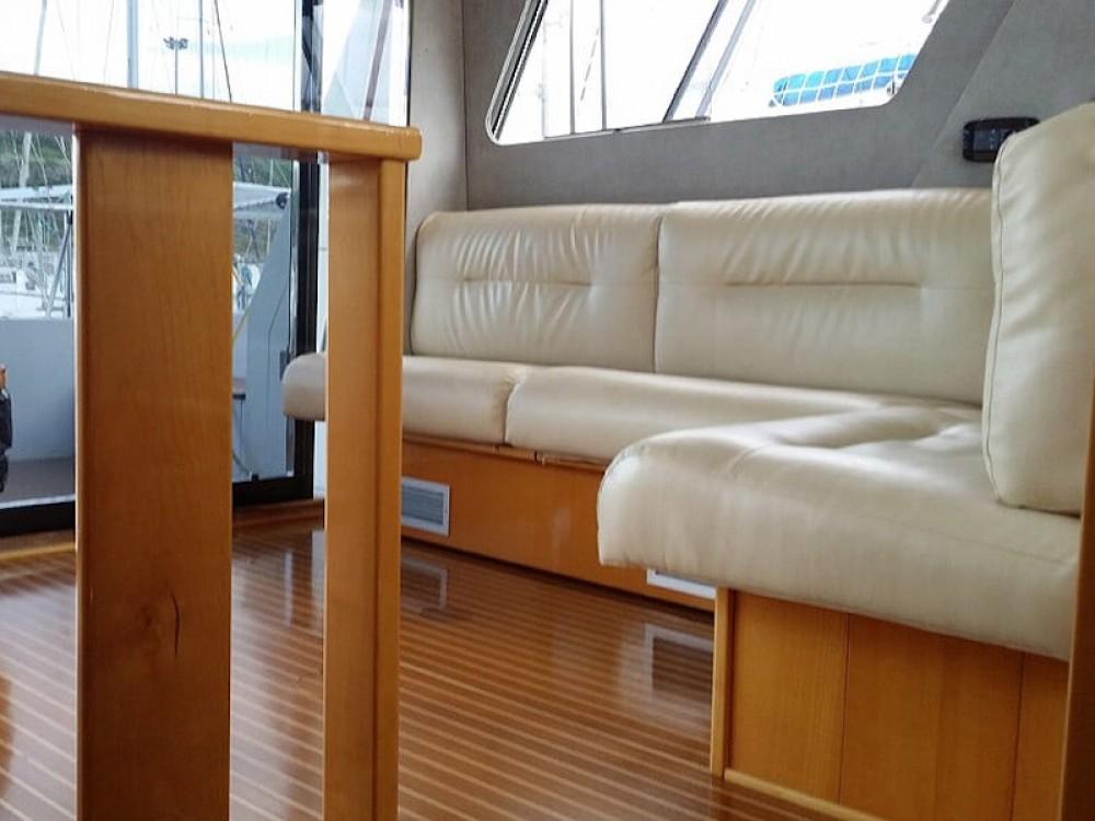 Boat rental Raffaelli Raffaelli Storm 47S in Salvo Marina on Samboat