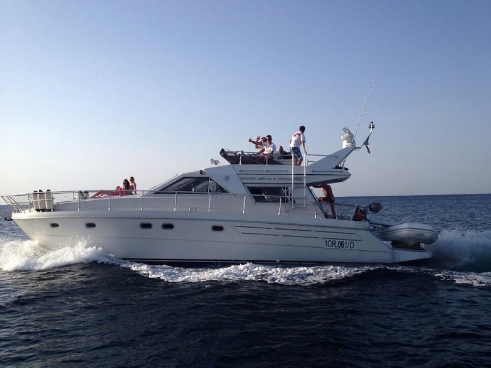 Raffaelli Raffaelli Storm 47S between personal and professional Salvo Marina