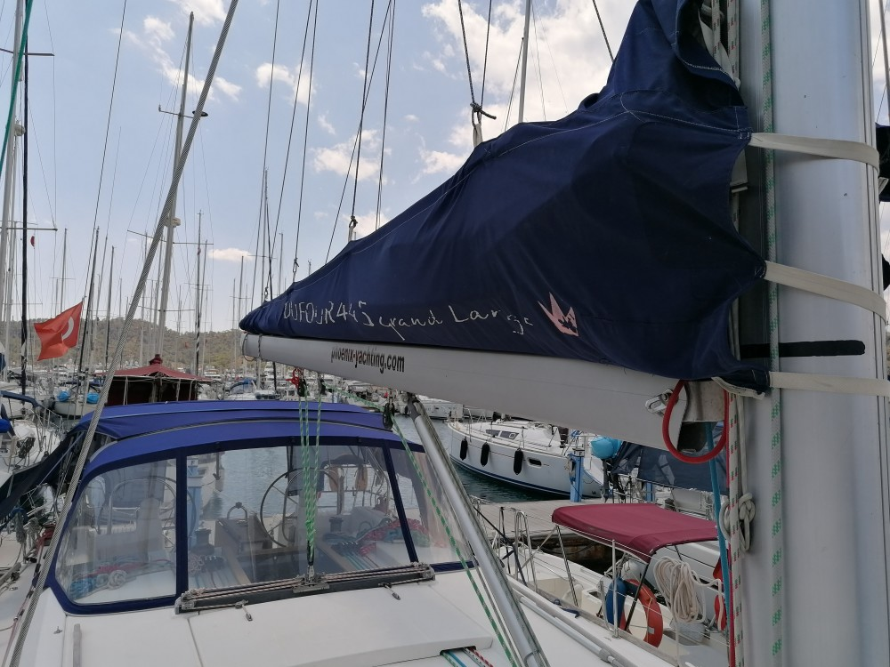 Hire Sailboat with or without skipper Dufour Fethiye
