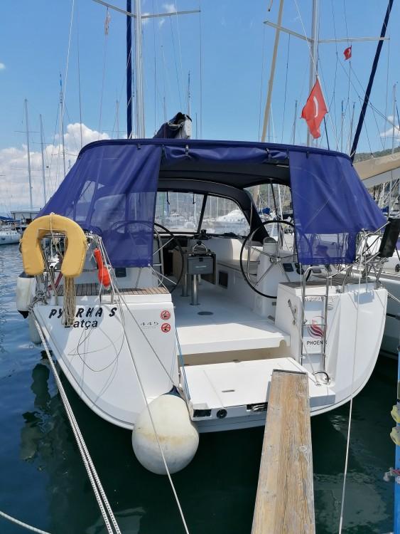 Rental yacht Fethiye - Dufour Dufour 445 GL on SamBoat