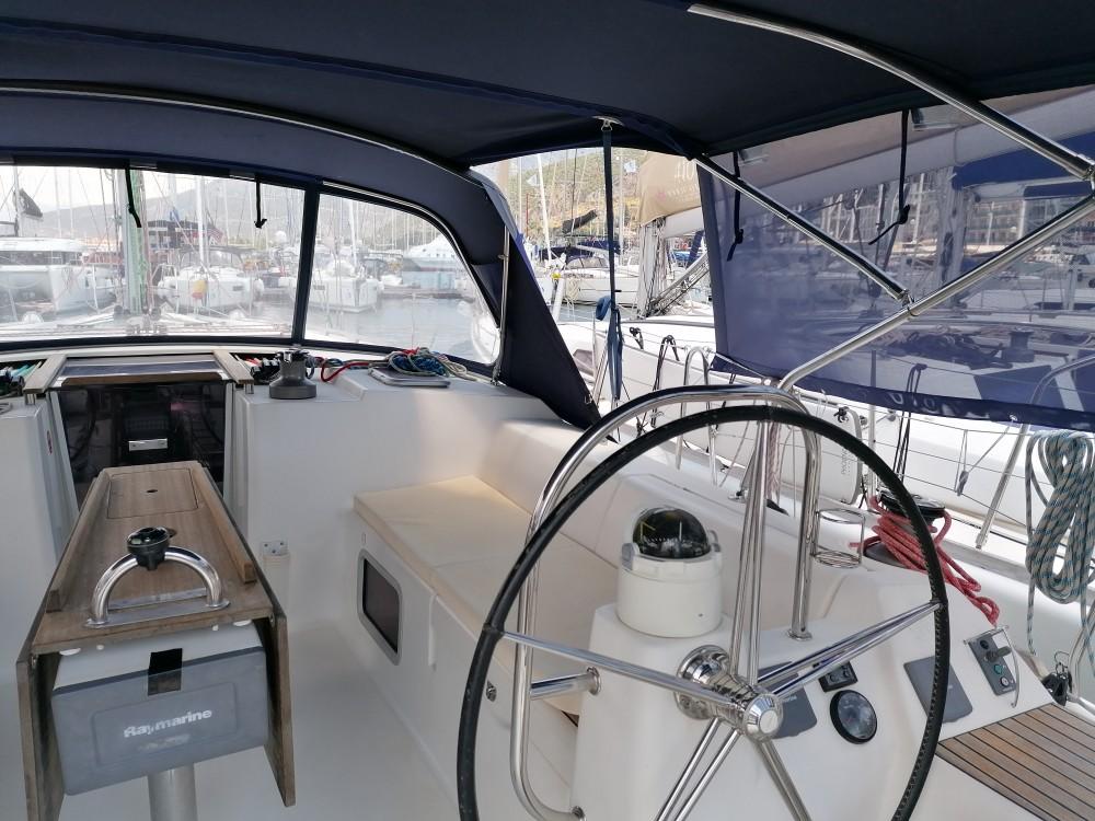 Boat rental Dufour Dufour 445 GL in Fethiye on Samboat