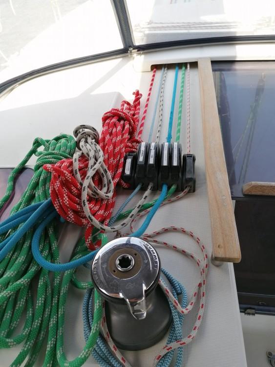 Rental Sailboat in Fethiye - Dufour Dufour 445 GL