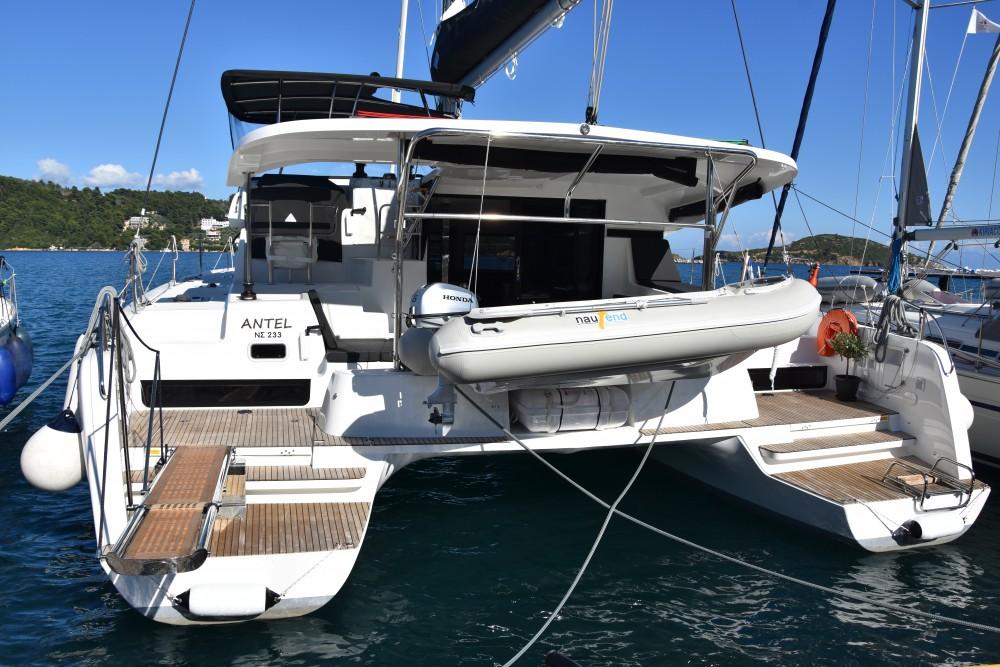 Rental yacht Skiathos - Lagoon Lagoon 42 (AC, Gen, Watermaker) on SamBoat