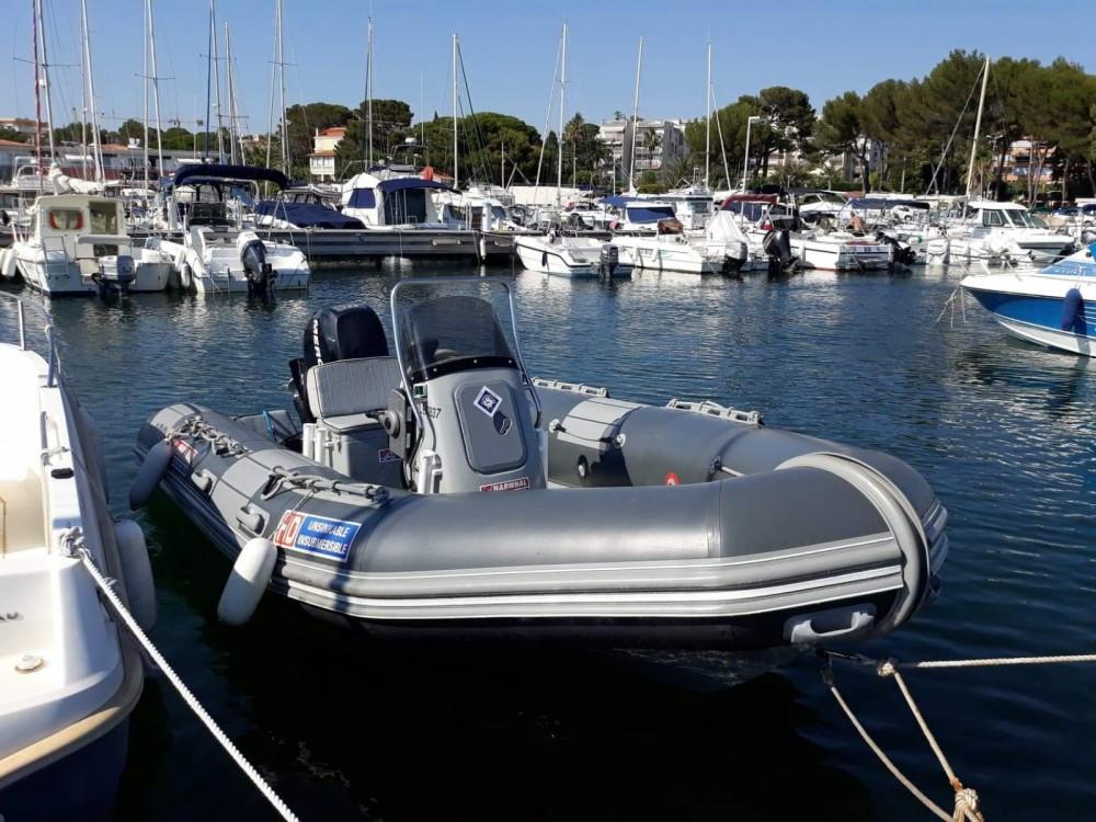 Rental yacht Saint-Raphaël - Narwhal Narwhal 480 on SamBoat