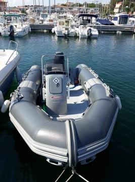 Boat rental Saint-Raphaël cheap Narwhal 480