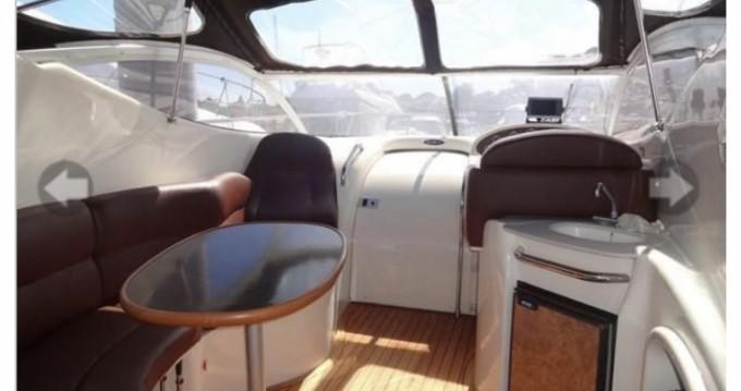 Boat rental Gobbi Gobbi 315 SC in Port de Barcelona on Samboat