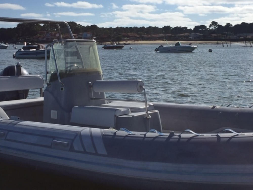 Rental yacht Lège-Cap-Ferret - Capelli Capelli 770 on SamBoat