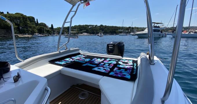 Boat rental Monaco cheap Gran Soleil 23
