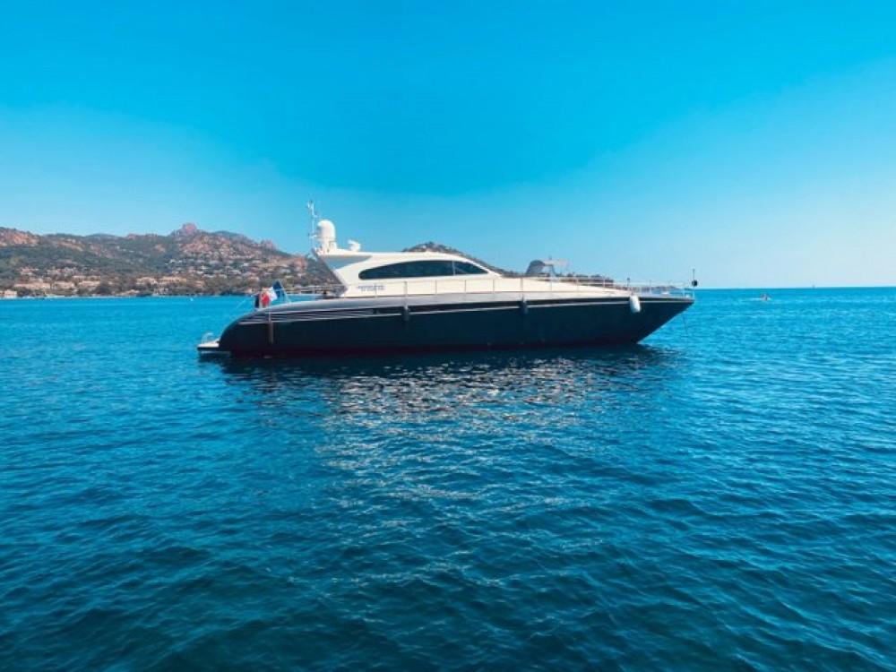 Boat rental Fréjus cheap Leopard 23 Sport Hard Top