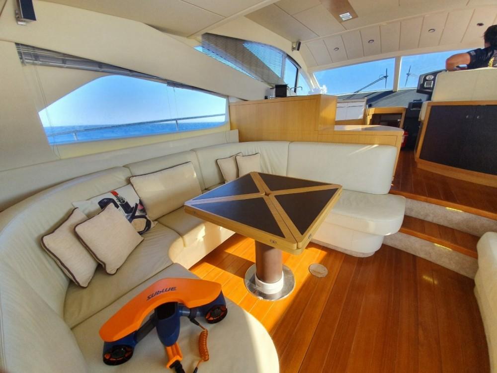Rental Motorboat in Saint-Tropez - Rodman MUSE 54