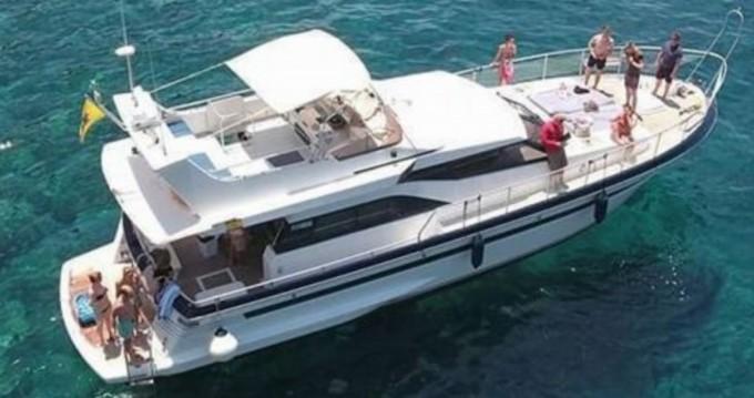 Rental yacht Port de Torredembarra - Astondoa 49 GLX on SamBoat