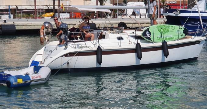Rental yacht Ibiza Town - Jeanneau Sun Odyssey 28.1 on SamBoat